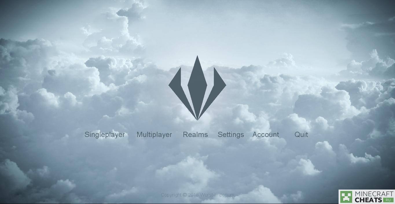 Чит WolfRam v9.8 на Майнкрафт 1.12