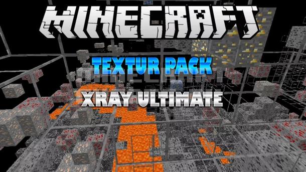 Xray Ultimate для Майнкрафт 1.16.5, 1.15.2, 1.14.4, 1.12.2, 1.8