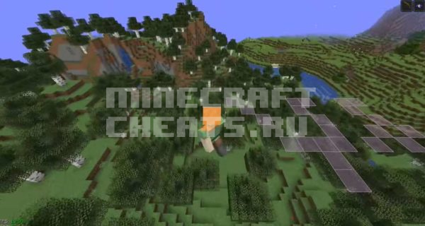 Чит BleachHack для Майнкрафт 1.14.4 — 1.17.1